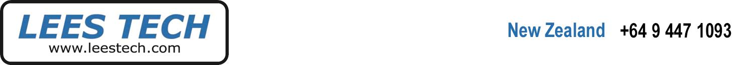 Lees Technology NZ Ltd Logo